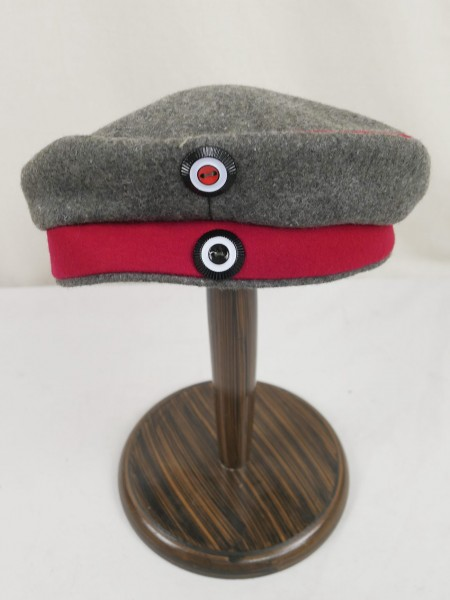 WK1 Preussen field cap M10 kitten imperial size 60 flat cap