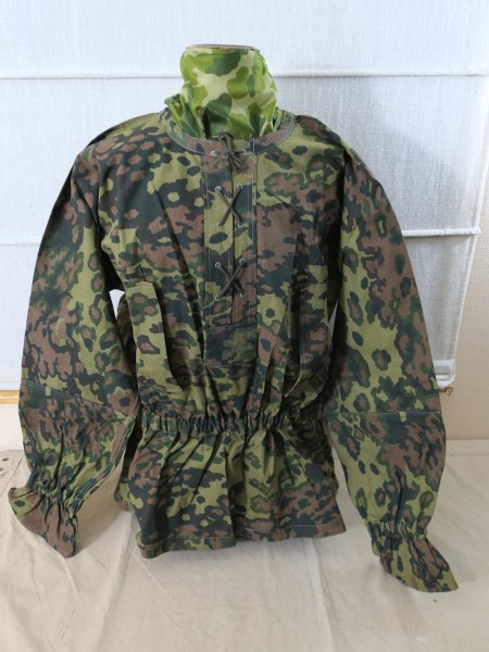 WEAPON XX M40 TYPE I slip-on jacket oak leaves oak A CAMOUFLAGE SMOCK