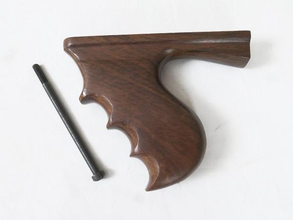 US ARMY WW2 Thompson M1928 barrel wood grip / front grip Tommy Gun handle