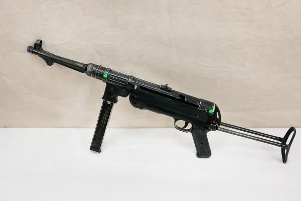 Wehrmacht MP38 submachine gun deco model film gun metal Denix MP 38 #5