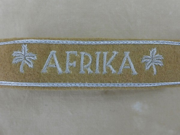 Badge sleeve band AFRIKA for officers