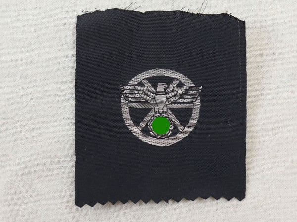 Badge HJ Hitlerjugend Motor