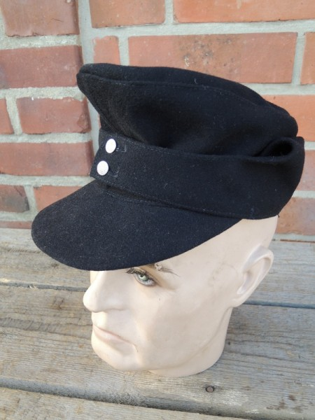 Wehrmacht M43 field cap tank / Elite original fabric, Gr. 57