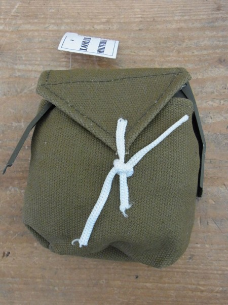 US Para riggermade pouch hand grenades