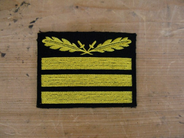 Elite Badge for Camouflage Uniforms Senior Group Leader