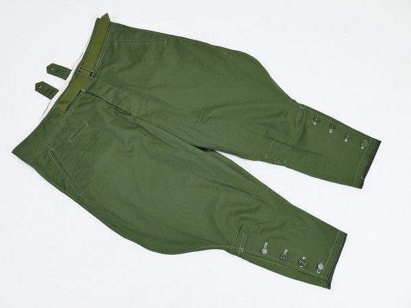 DAK Wehrmacht Afrikakorps Breeches riding boot trousers officer -with measurements--