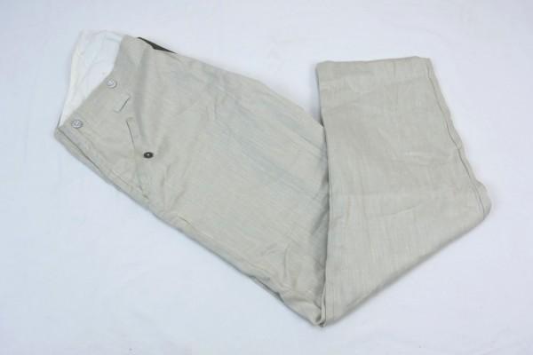 Workdrillich trousers M35 white HBT Wehrmacht Reichswehr Gr.M