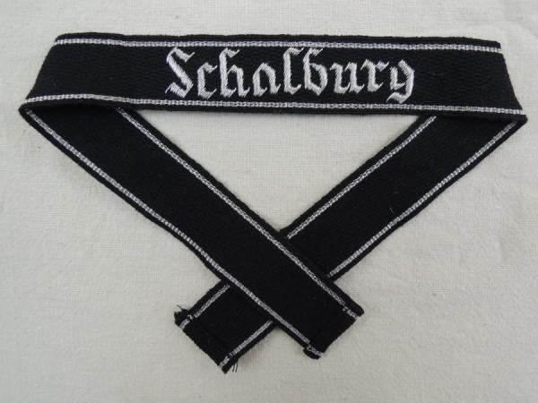"""Elite sleeve band """"Schalburg"""" design for officers"""