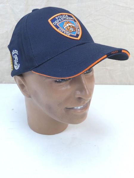 US Baseball Cap Cap NYPD New York Police Department black new
