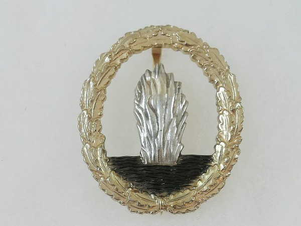Mine search badge U-boat hunting and security associations War badge 57er execution