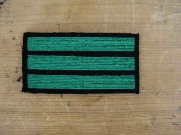 Elite rank badge for camouflage uniforms Oberscharführer