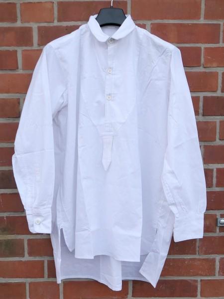WK1 field shirt shirt body white size M 1st world war