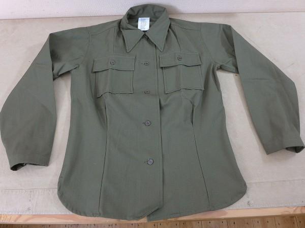 WAC Women ARMY CORPS US WW2 Vintage HBT Jacket Fieldjacket Ladies Jacket