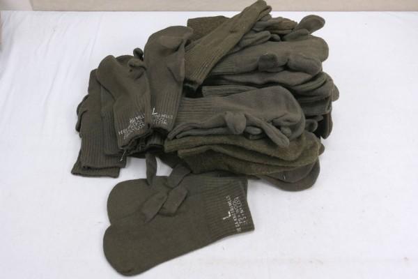 US ARMY Trigger Finger Wool Gloves / Gloves wool olive / Gr. L Large