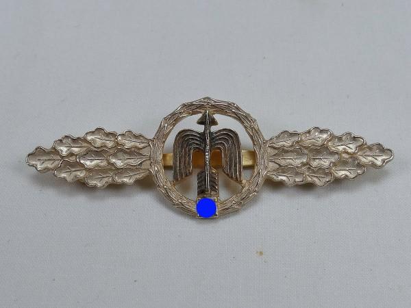 Luftwaffe Frontflugspange fighter / day fighter level gold