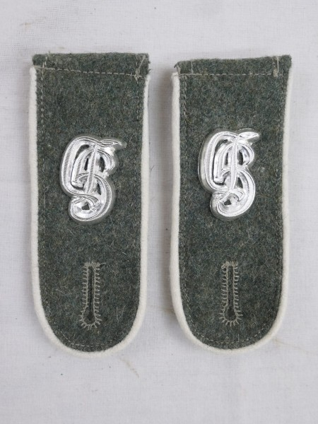 Wehrmacht Shoulderboards M40 Greater Germany / Greater Germany GD