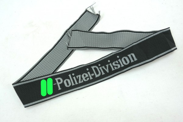 WSS Cuff Weapons Elite Police Division