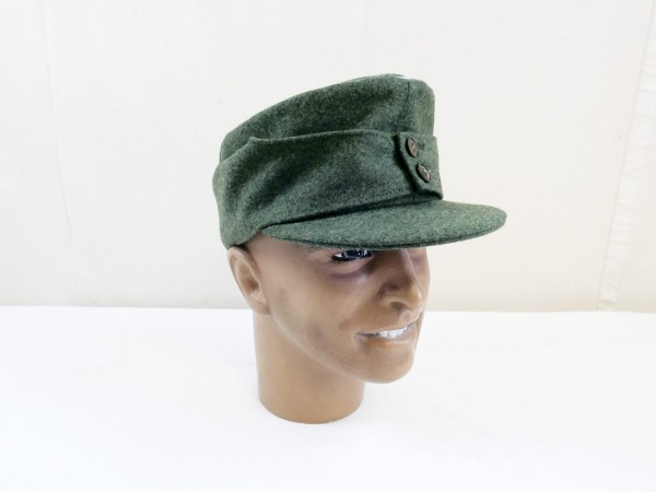 field cap M43 mountain cap officer 1942 stamped mountain trooper