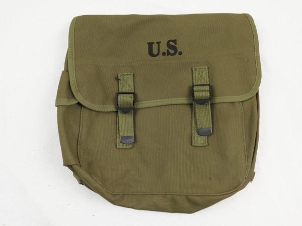 US Army WW2 M-1936 Musette Bag M36 Khaki
