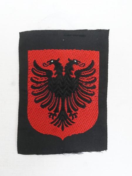 volunteer sleeve badge Albania uniform sleeve badge Elite Skanderbeg