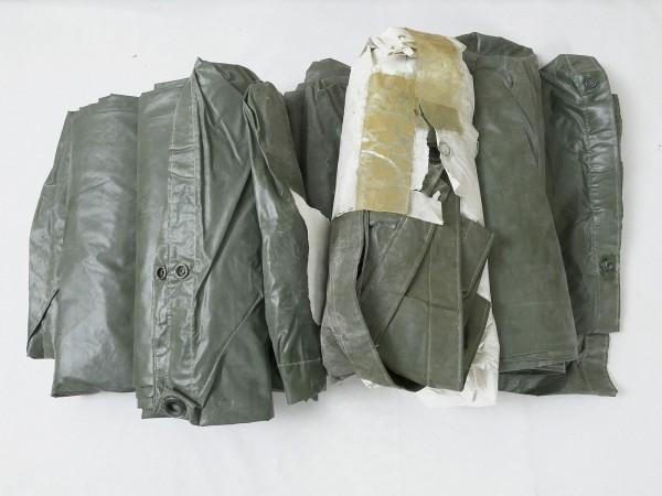 Original US ARMY Vietnam Multipurpose Poncho 59 olive shelter ground sheet tent