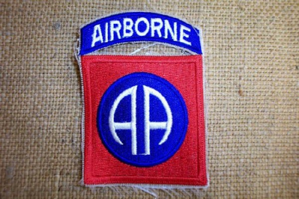 US Army 82nd Air Borne Division