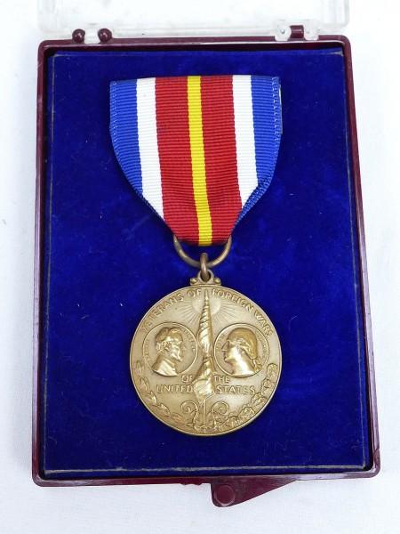 United States us veterans of foreign wars medal order award