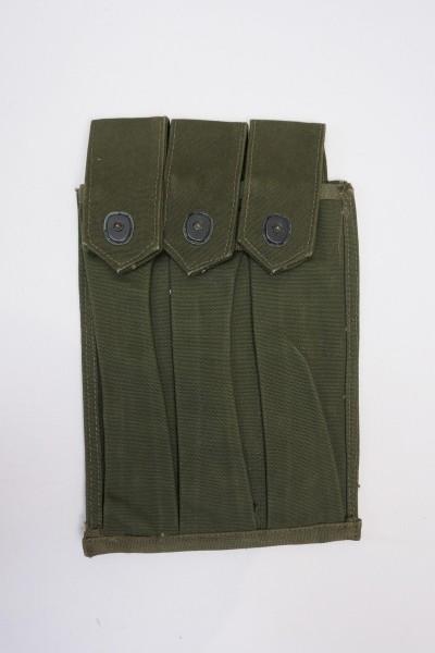 US Vietnam War Pocket Ammunition Magazines SMG M3 Pouch Magazine Pouch Grease Gun