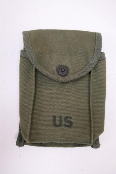Original US Pocket Magazine Pouch Carbine Cal.30 Vietnam Korea 1950