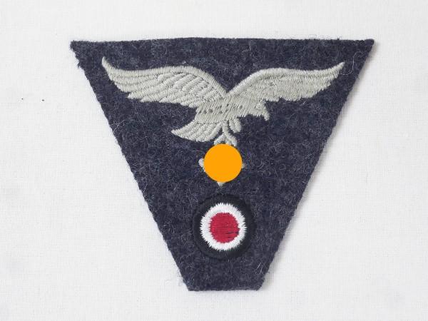 Luftwaffe trapeze cap badge cap eagle field cap paratrooper anti-aircraft flak