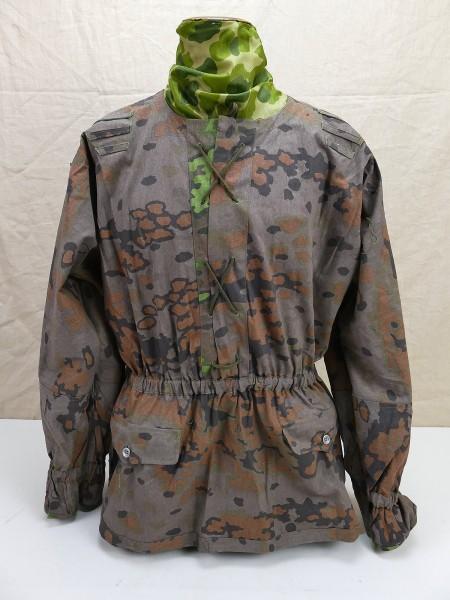 WSS Elite M42 TYPE II slip jacket oak leaf with pockets CAMOUFLAGE SMOCK