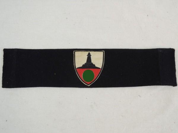 Wehrmacht sleeve band Kyffhäuserbund / NS German Soldiers' Association