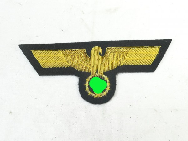 Breast Eagle Kriegsmarine execution embroidered for teams