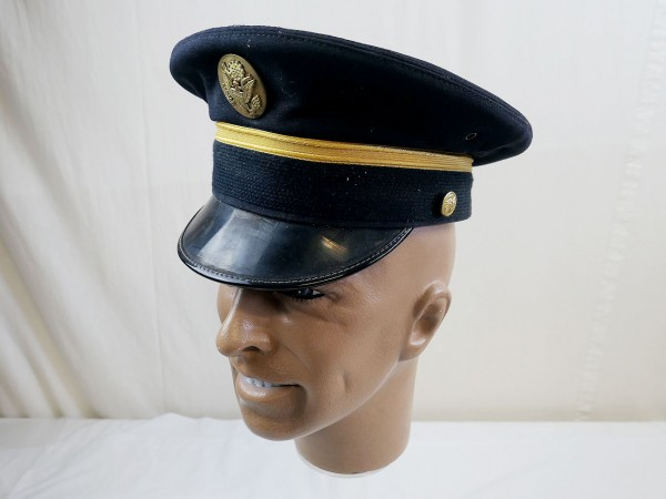 US Army Service Cap for unlisted Soldier peaked cap for crews