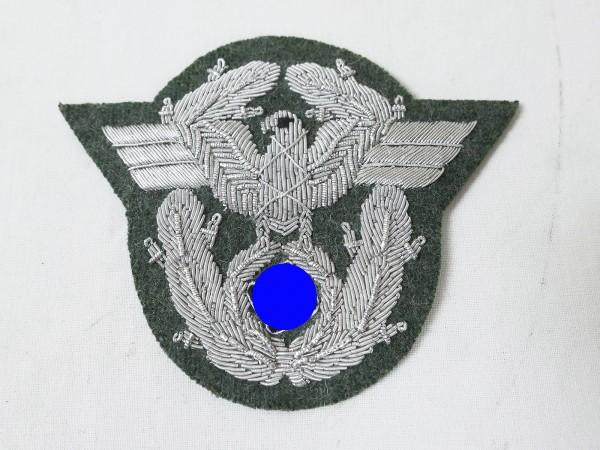 Wehrmacht eagle sleeve badge police field policemen Feldbluse