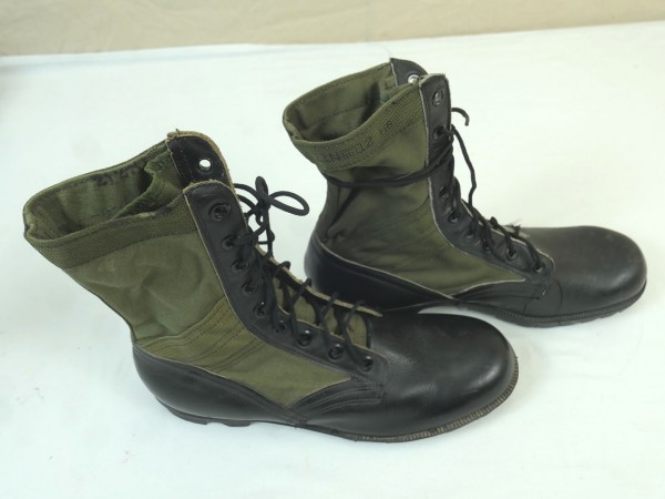 "US Army Jungle Boots ""Panama"" olive Jungle boots"