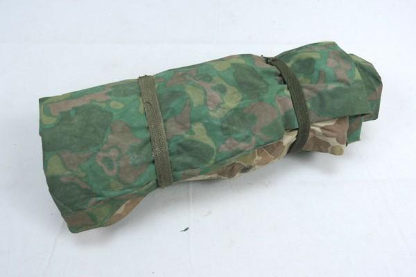 Original US WW2 poncho pacific poncho duck hunter camo with 2x straps