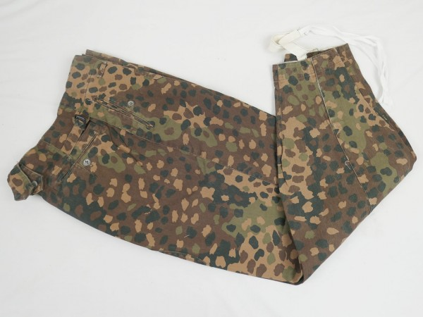 Elite Camouflage Pants Field Trousers M44 Pea Camouflage - Prewashed - Prewashed Version