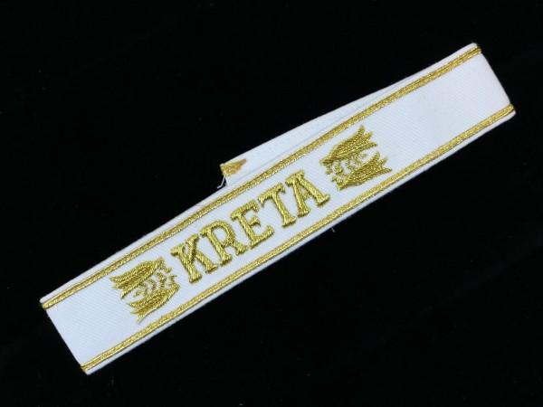 Sleeve ribbon Crete design for officers