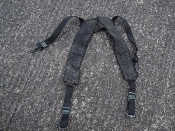 US Suspenders Special Forces OPS Koppel carrying frame M-1956 black Viet Nam