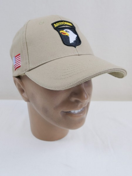 101st Airborne Division Baseball Cap Cap US Army Airborne Corps WW2 new