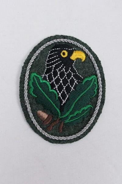 WK2 Wehrmacht Sniper Badge 2nd Level Silver
