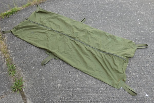 US Army Body Bag 1989 Olive Nylon