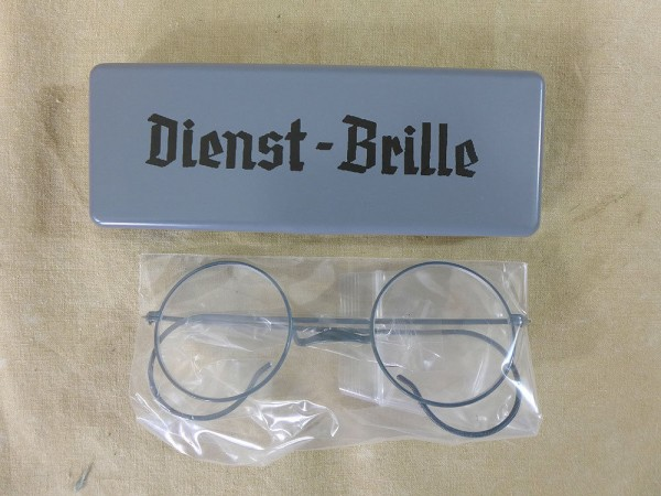 Wehrmacht Service Glasses with Case