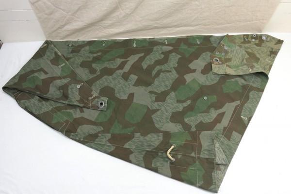 Wehrmacht Triangle Tent Canvas splinter camouflage Tent Track Splinter WK2 #2