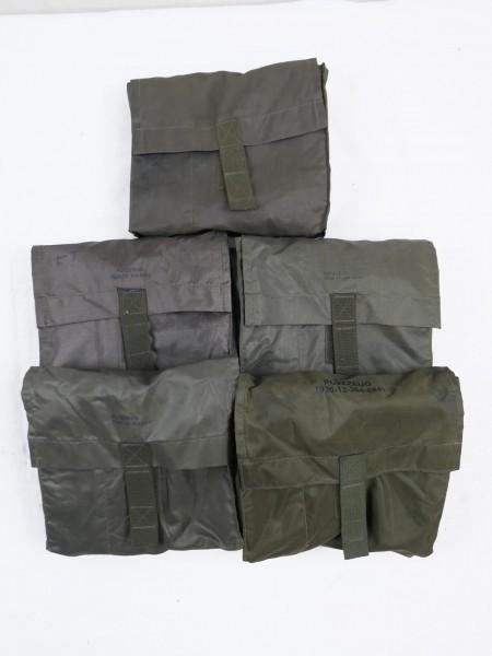 BW Army - shoeshine kit in nylon bag