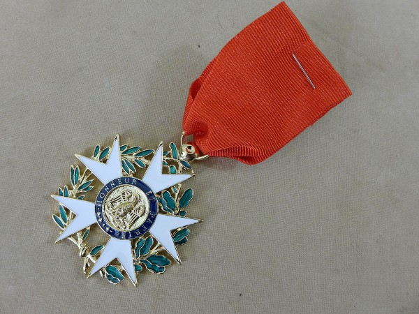 Award Cross of the French Legion of Honour / French Legion of Honour Medal