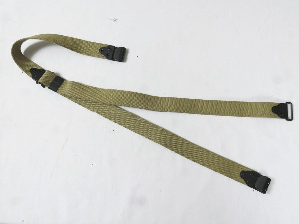 US Army Thompson canvas sling shoulder strap M1928