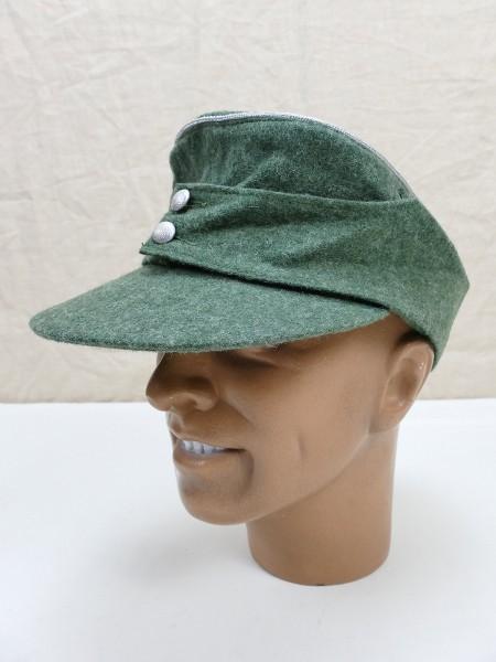 Wehrmacht field cap M43 field grey model M-1943 Baschlik cap officer