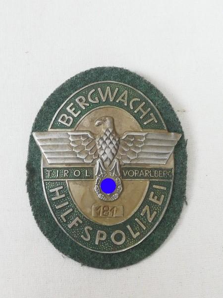Wehrmacht sleeve shield Cholm 1942 Cholmschild field blouse F.A.D.